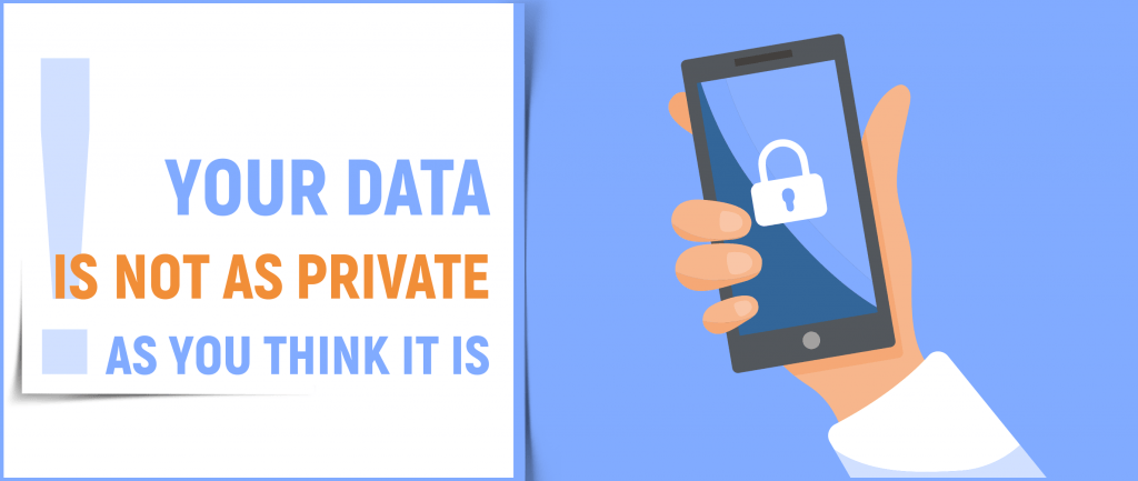 Is your data private?