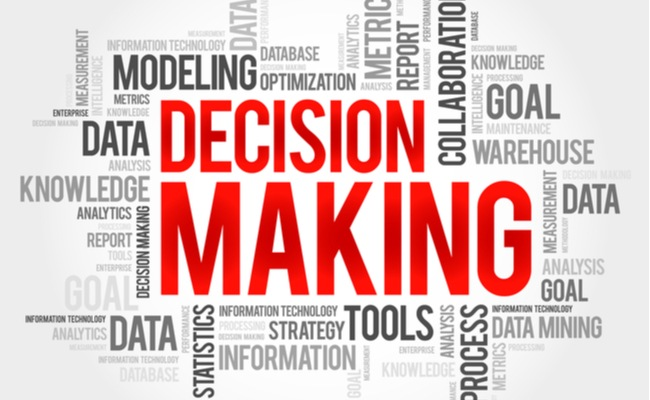 Cloud decision making