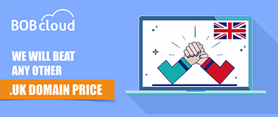 Lowest .uk domain prices