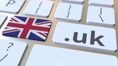 .uk domain registrations