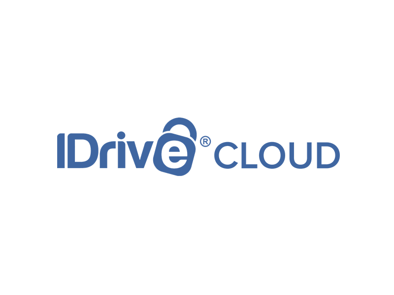 IDrive object storage logo