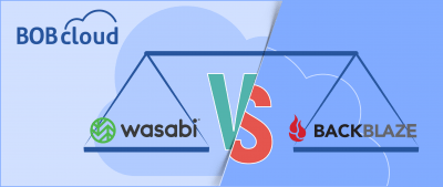 Wasabi Vs Backblaze